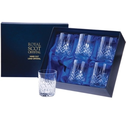 Crystal Decanters & Glasses from Royal Scot