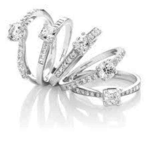 Diamond Engagement Rings from Fine Jewellery