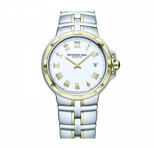 Gents Parsifal Watch from Raymond Weil