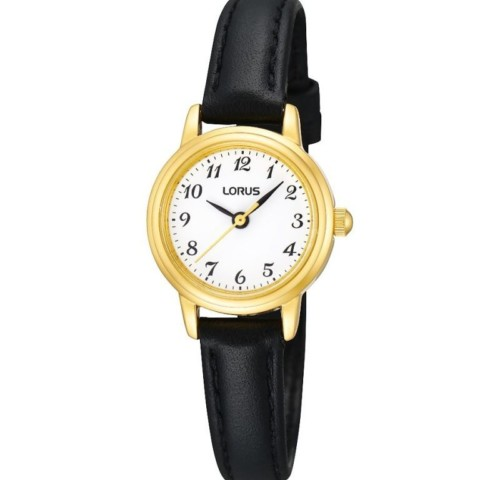 Ladies Leather Strap Watch from Lorus