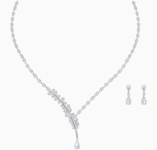 Necklace & Earrings from Swarovski