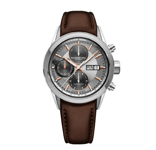 Stainless Steel Rose Gold from Raymond Weil