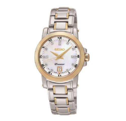 Women's dress watch from Seiko